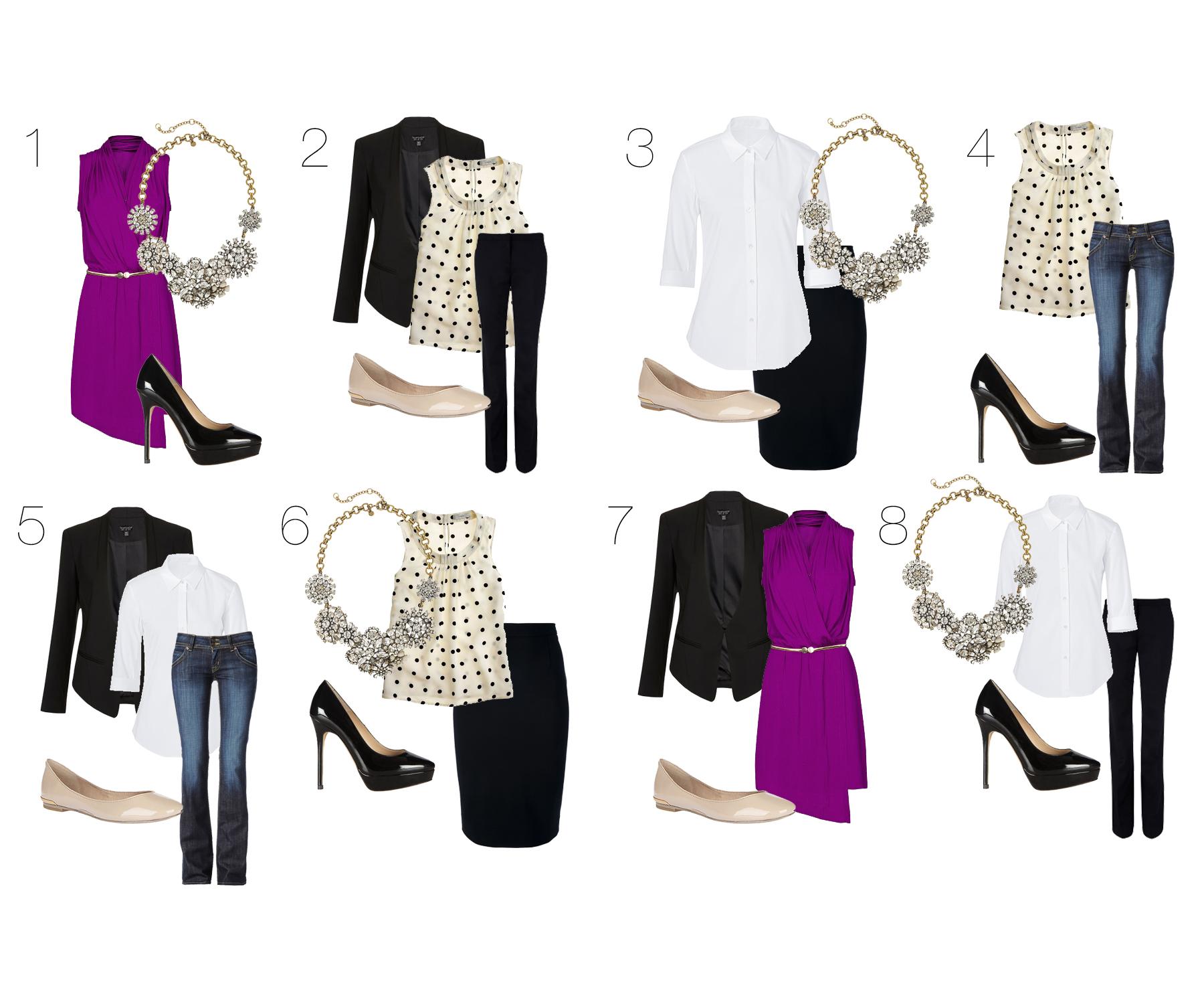 Wardrobe Essentials Part I