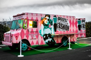 Biggest Little Fashion Truck