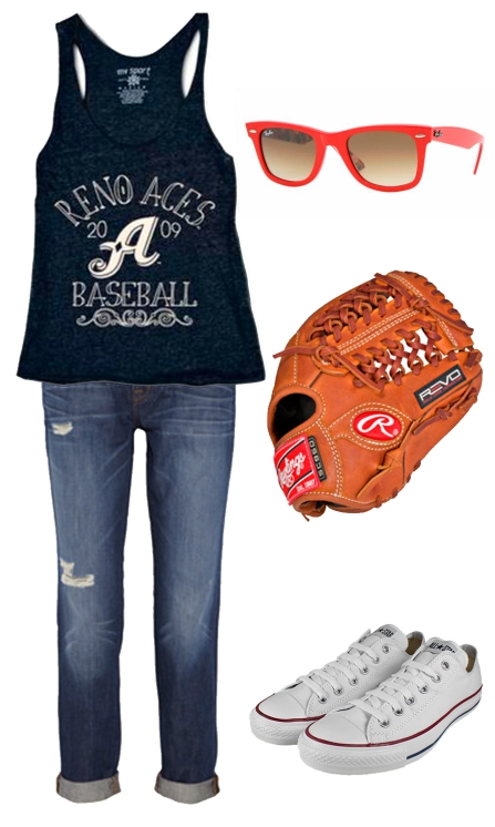 Baseball Outfit